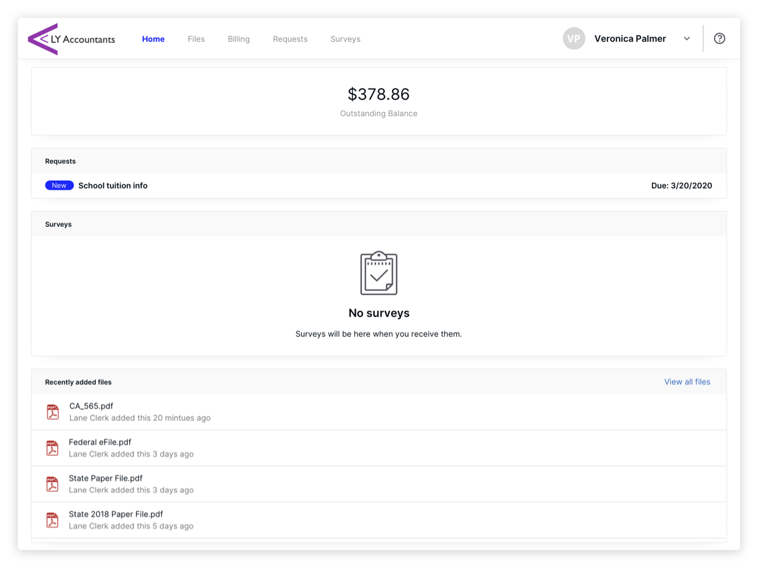 Canopy-client-portal