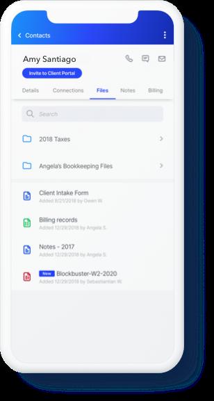 Canopy-client-portal-app
