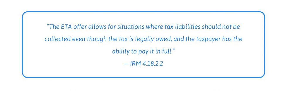 effective tax administration definition