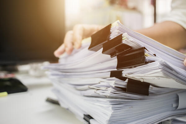small business tax documents