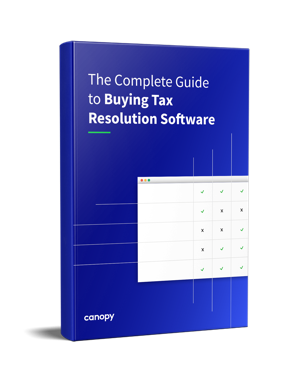 Tax Resolution Guide 293x382