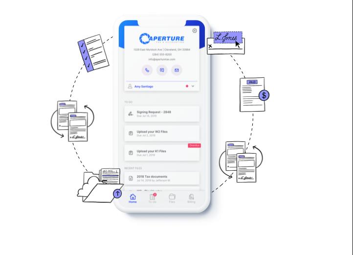 Client App2