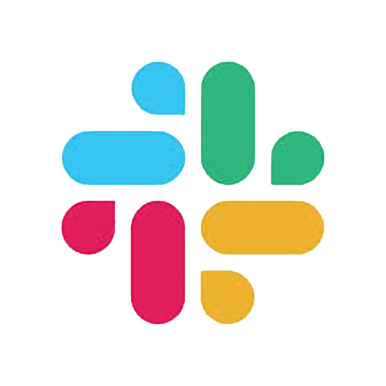 slack logo-whiteb