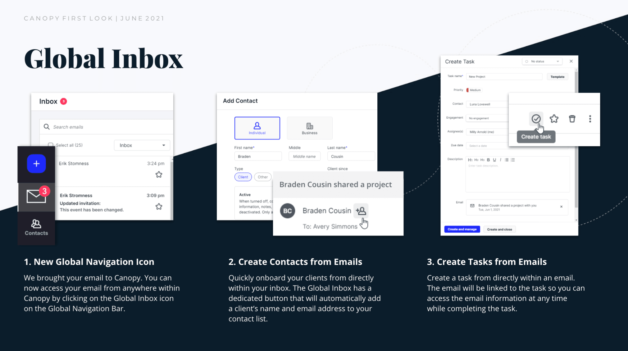 June First Look: Here Are the New Features Offered on Canopy | Canopy